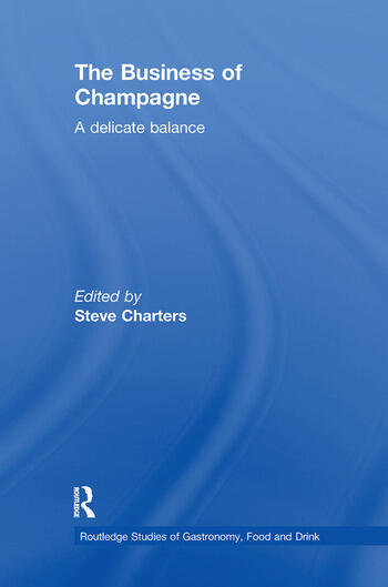 The Business of Champagne A Delicate Balance book cover