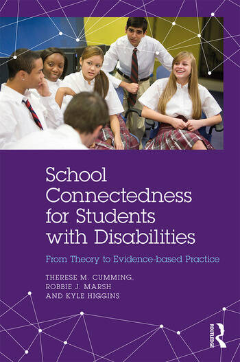 School Connectedness for Students with Disabilities From Theory to Evidence-based Practice book cover