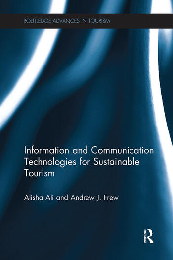 Information and Communication Technologies for Sustainable Tourism book cover