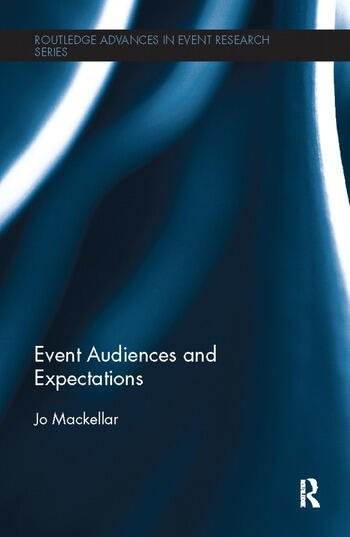 Event Audiences and Expectations book cover