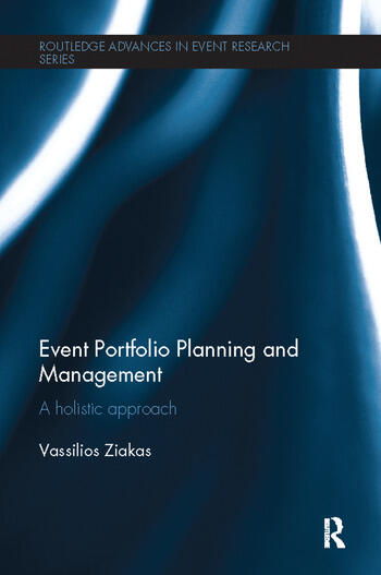 Event Portfolio Planning and Management A Holistic Approach book cover