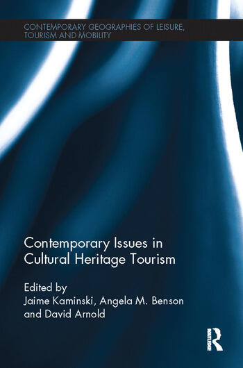 Contemporary Issues in Cultural Heritage Tourism book cover