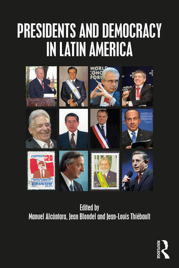 Presidents and Democracy in Latin America book cover