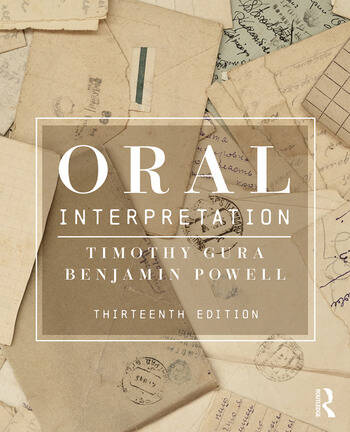 Oral Interpretation book cover