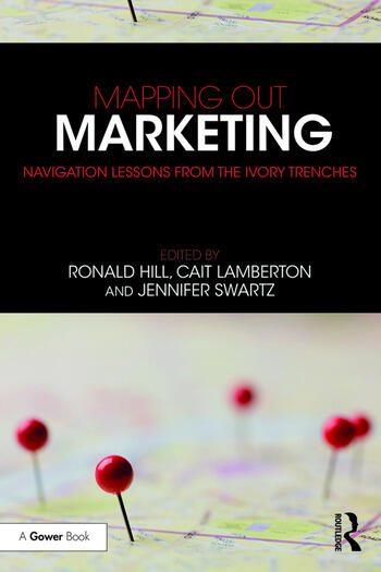 Mapping Out Marketing Navigation Lessons from the Ivory Trenches book cover