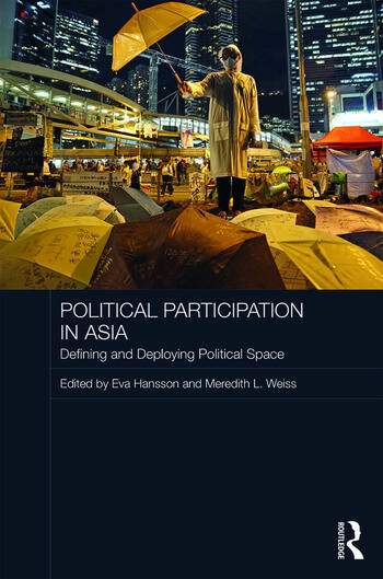 Political Participation in Asia Defining and Deploying Political Space book cover