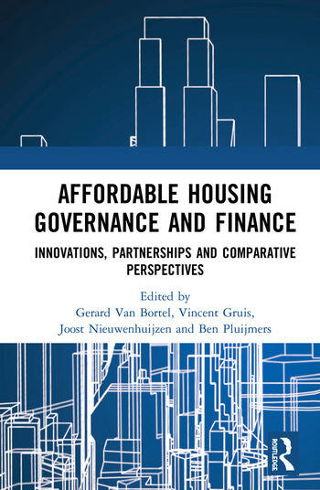 Affordable Housing Governance and Finance Innovations, partnerships and comparative perspectives book cover