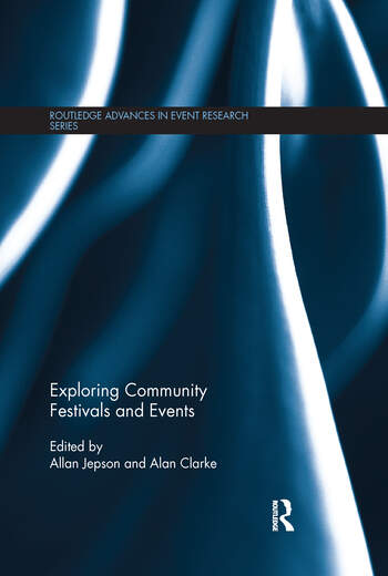 Exploring Community Festivals and Events book cover