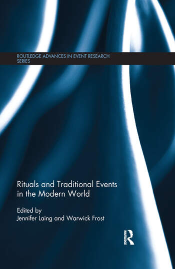 Rituals and Traditional Events in the Modern World book cover