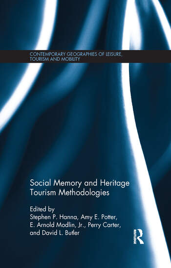 Social Memory and Heritage Tourism Methodologies book cover