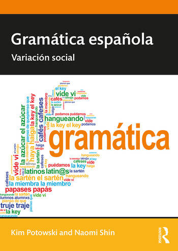 Gramática española Variación social book cover