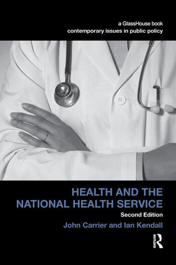 Health and the National Health Service book cover