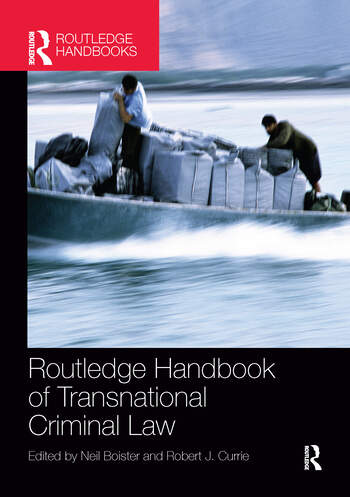 Routledge Handbook of Transnational Criminal Law book cover