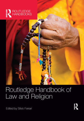 Routledge Handbook of Law and Religion book cover