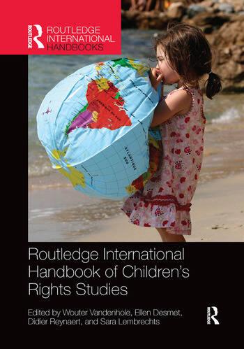 Routledge International Handbook of Children's Rights Studies book cover
