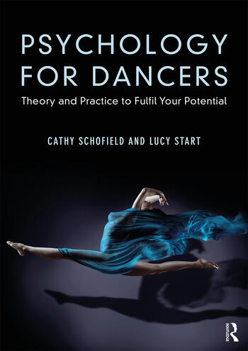 Psychology for Dancers Theory and Practice to Fulfil Your Potential book cover