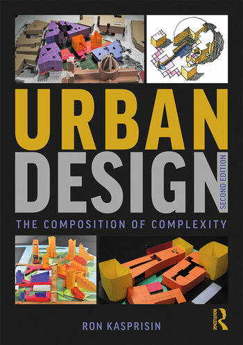 Urban Design The Composition of Complexity book cover
