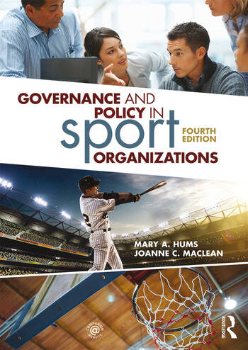 Governance and Policy in Sport Organizations book cover