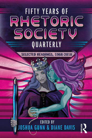 Fifty Years of Rhetoric Society Quarterly Selected Readings, 1968-2018 book cover