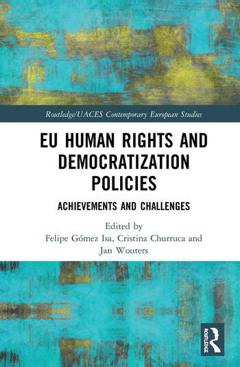 EU Human Rights and Democratization Policies Achievements and Challenges book cover
