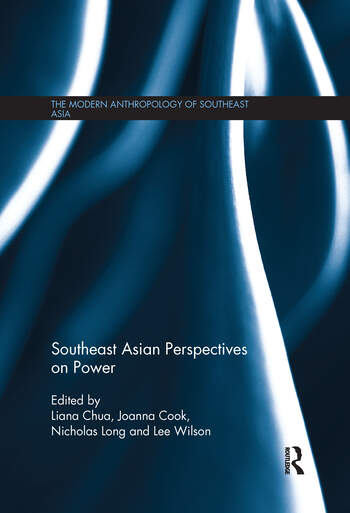 Southeast Asian Perspectives on Power book cover