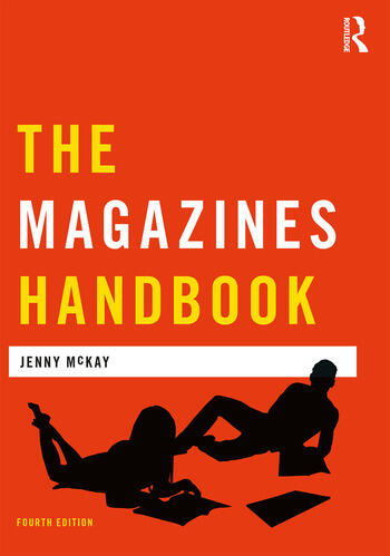 The Magazines Handbook book cover