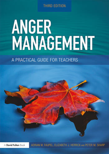 Anger Management A Practical Guide for Teachers book cover