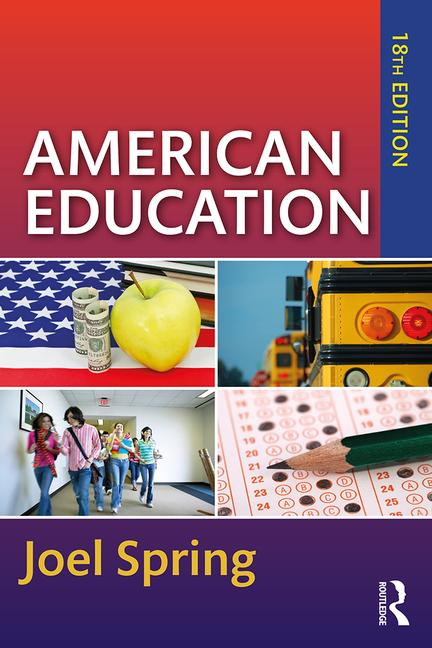 American Education book cover