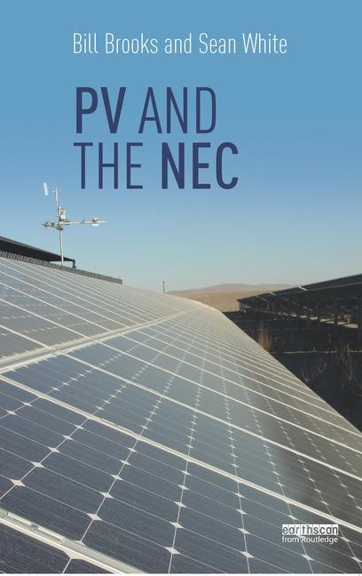 PV and the NEC book cover