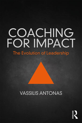 Coaching for Impact The Evolution of Leadership book cover