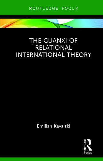 The Guanxi of Relational International Theory book cover