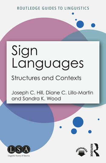 Sign Languages Structures and Contexts book cover