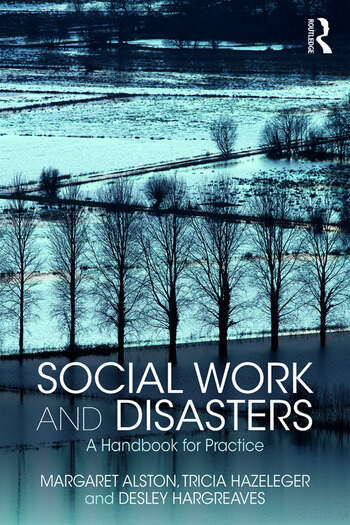 Social Work and Disasters A Handbook for Practice book cover