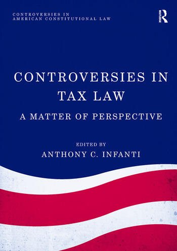 Controversies in Tax Law A Matter of Perspective book cover