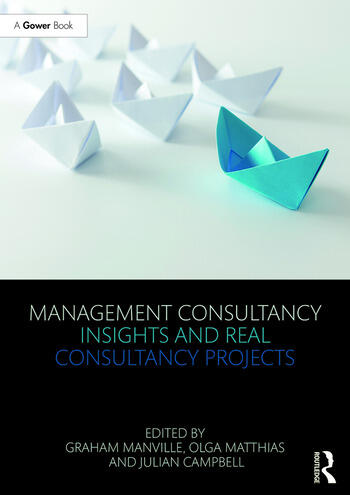 Management Consultancy Insights and Real Consultancy Projects book cover