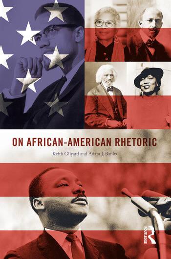 On African-American Rhetoric book cover