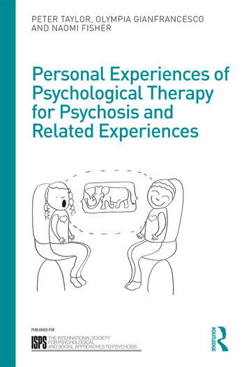 Personal Experiences of Psychological Therapy for Psychosis and Related Experiences book cover
