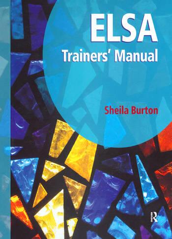 ELSA Trainers' Manual book cover