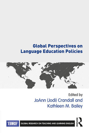 Global Perspectives on Language Education Policies book cover