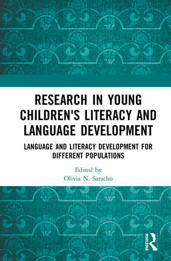 Research in Young Children's Literacy and Language Development Language and literacy development for different populations book cover