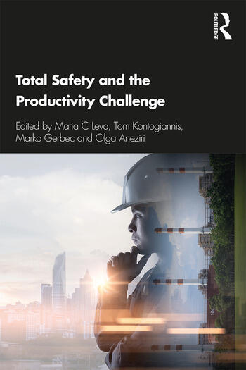 Total Safety and the Productivity Challenge book cover