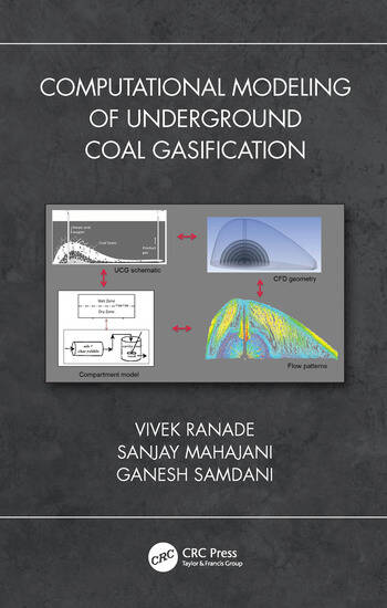 Computational Modeling of Underground Coal Gasification book cover