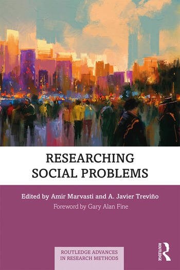 Researching Social Problems book cover