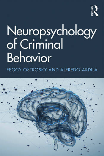 Neuropsychology of Criminal Behavior book cover