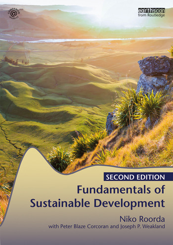 Fundamentals of Sustainable Development book cover