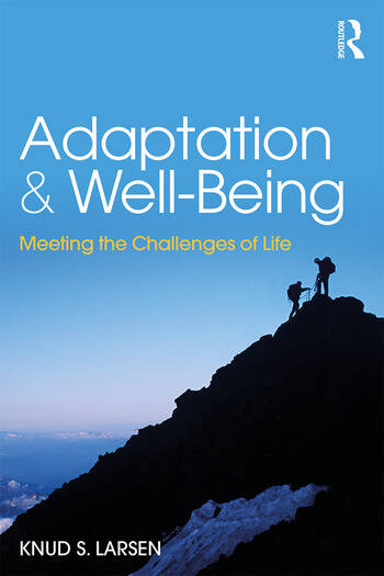 Adaptation and Well-Being Meeting the Challenges of Life book cover
