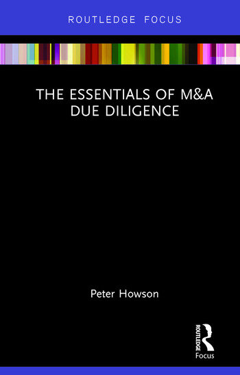 The Essentials of M&A Due Diligence book cover