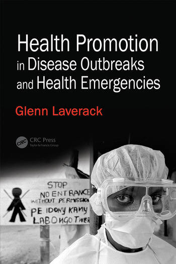 Health Promotion in Disease Outbreaks and Health Emergencies book cover