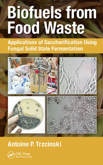 Biofuels from Food Waste Applications of Saccharification using Fungal Solid State Fermentation book cover
