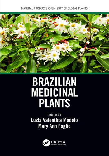 Brazilian Medicinal Plants book cover
